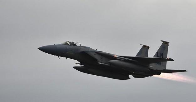 ABD PKK'yı Vurdu: 40 Ölü
