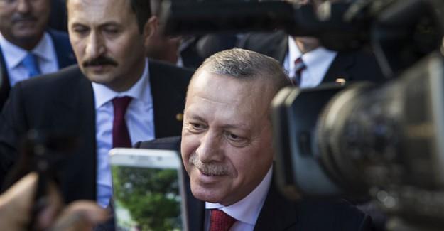 ABD polisinden Açıklama! Reis-i Cumhur Erdoğan'a Taşla Saldıracaklardı