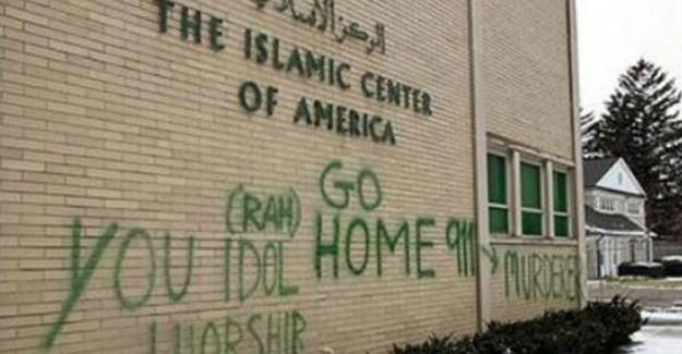 ABD'de İslamofobik Eylemlerde Artış Söz Konusu!