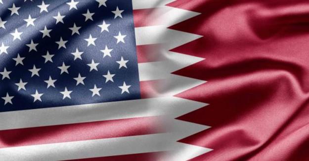 ABD'den Flaş Katar Hamlesi!