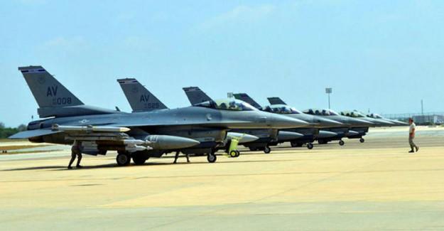 ABD'den Müthiş İddia! Suriye Uçaklarını O Üsse Taşıyor