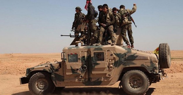 ABD'den PYD'ye Ağır Silah Sevkiyatı