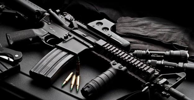 ABD'den Silahları Böyle Almışlar!