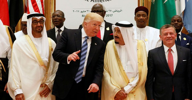 ABD'den Suudi Arabistan'a Tam Destek!