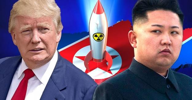 ABD-Kuzey Kore Hattında İpler Gerildi!