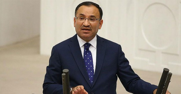 Adalet Bakanı Bozdağ'dan Açıklama! Tutuklu FETÖ'cülere Tek Tip Kıyafet