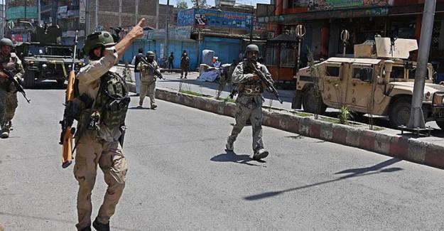 Afganistan'da 14 DEAŞ'lı Öldürüldü!