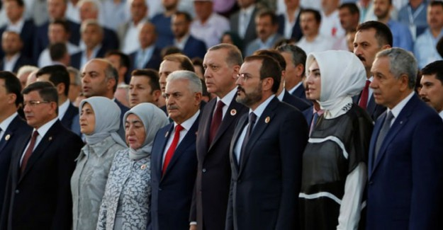 AK Parti 16. Yıl Dönümünü Kutladı!