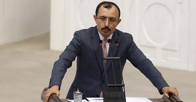 AK Parti Grup Başkanvekili Mehmet Muş CHP'ye Sert Çıktı!