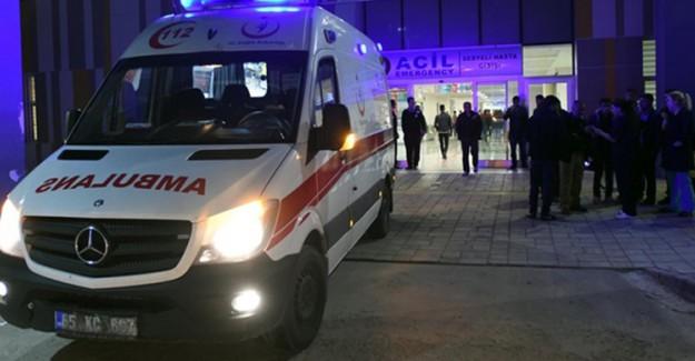 Ak Partili İsim Saldırı Sonucunda Öldürüldü
