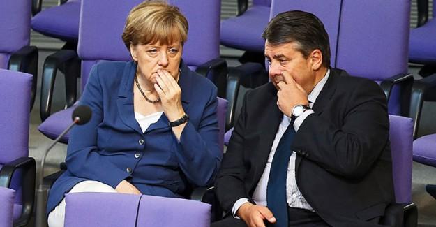 Alman Bakan'dan Merkel'e Soğuk Duş!