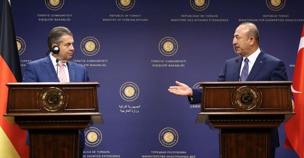 Almanlar Günah Çıkartıyor! Alman Dışişleri Bakanı Açıklama Yaptı