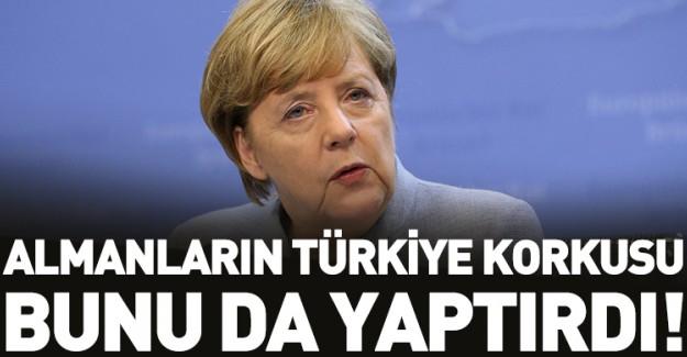 Almanların Türkiye Korkusu!