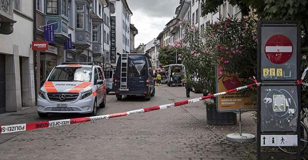 Almanya'da Terör Alarmı! Bıçaklı Saldırı Yaşandı