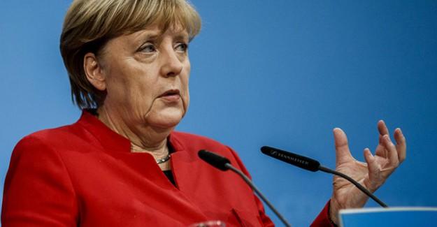 Almanya'dan Flaş Türkiye Açıklaması! Serbest Bırakıldı