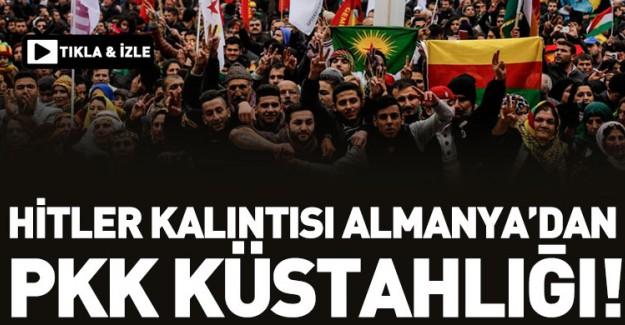 Almanya'dan PKK Küstahlığı!
