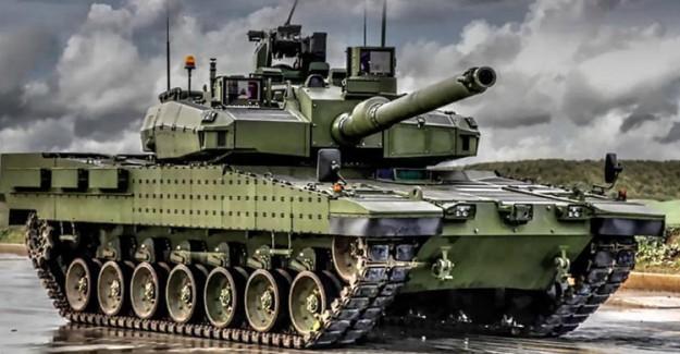 Altay Tankı'na Çözüm Bulundu!