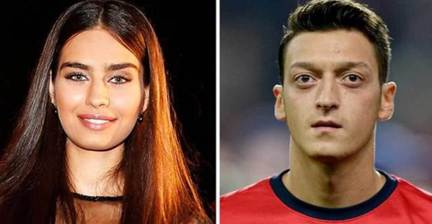 Amine Gülşe Ve Mesut Özil'den Sürpriz Karar!