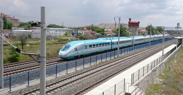 Ankara İzmir Hızlı Tren Hattında İlk Tarih Verildi!
