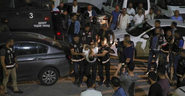 Ankara'nın En Büyük Uyuşturucu Kaçakçısı Gözaltına Alındı!