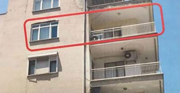 Antalya'da FETÖ'cülerin Gaybubet Evi