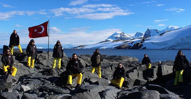 Antartika'da Kurulacak Üs Hakkında Flaş Gelişme!