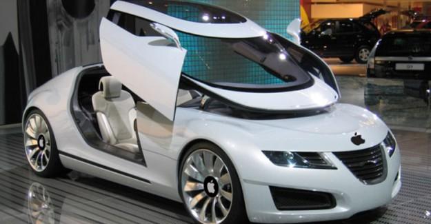 Apple'ın Sürücüsüz Aracı Amerika'da Üretilecek!