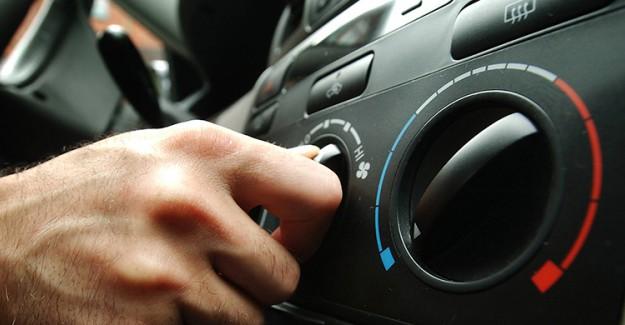 Araç Klimaları Tehlike Saçıyor!