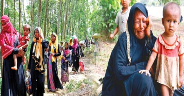 Arakanlı Müslümanların Gözyaşlı Duası