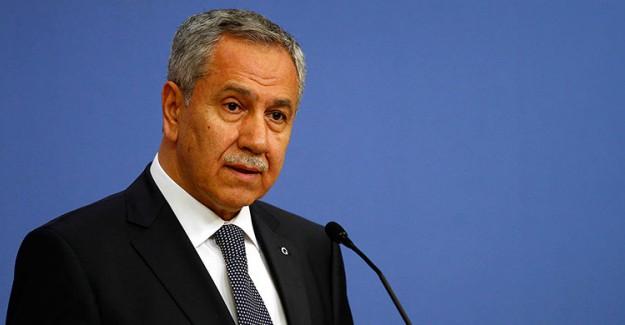 Arınç'tan İlginç Berberoğlu Yorumu: Tutuklanması Yanlıştır