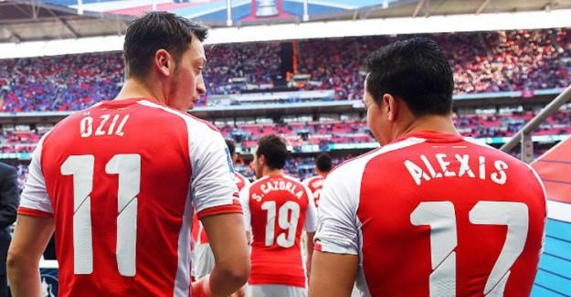 Arsenal İç Transferde Çıkmazda!