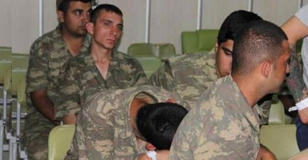 Askerlerin Neden Zehirlendiği Ortaya Çıktı!