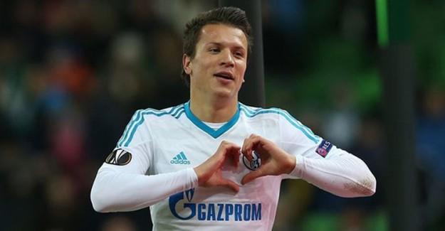 Aslan'ın Yeni Hedefi Ukraynalı Yıldız