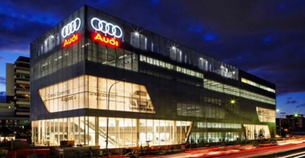 Audi 1 Milyon Aracı Geri Çağırıyor!