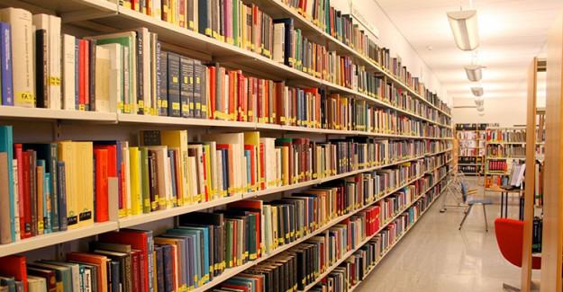 Avrupa'ya Milli Kütüphaneden Kitap Desteği