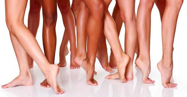 Bacaklarda Oluşan Çatlak Görünümünü Gidermenize Yardımcı Olacak Bakım Önerileri!