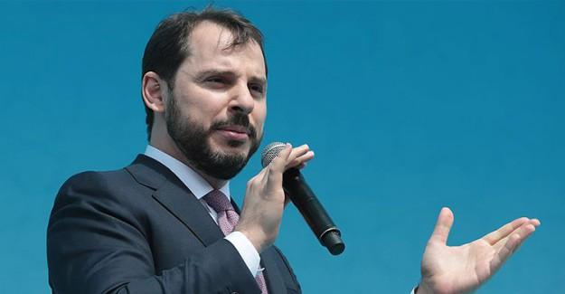 Bakan Albayrak: Türkiye Enerjide Büyük Aktör