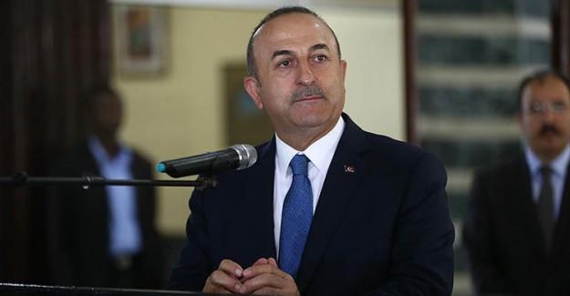Bakan Çavuşoğlu: FETÖ Okulları Türk Okulları Değildir
