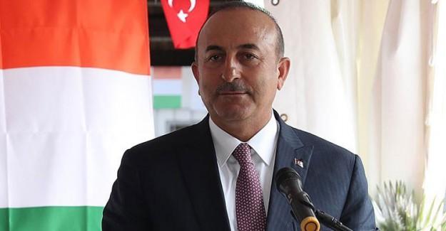 Bakan Çavuşoğlu: İnsani Yardımda ABD'yi Geçeceğiz
