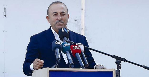 Bakan Çavuşoğlu: Katar Üs Meselesi Başka Ülkeleri Alakadar Etmez