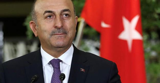 Bakan Çavuşoğlu Kurban Bayramı'nda Son Noktayı Koydu!