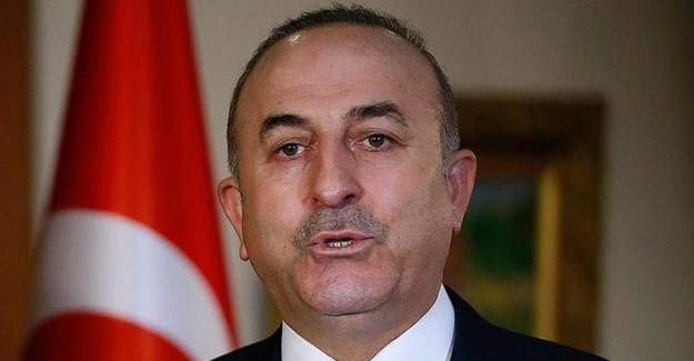 Bakan Çavuşoğlu: Terör Örgütüne Silah Vermek Büyük Hata