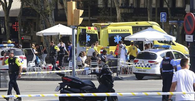 Barcelona Saldırısında Flaş Gelişme!