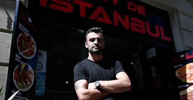 Barcelona Saldırısında Kahraman Türk'e Teşekkür!