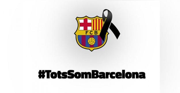 Barcelona'dan Siyah Bant Kararı!