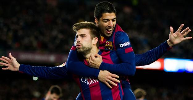 Barcelona 2 Yıldızını Kaybetti!