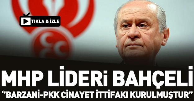 Barzani PKK İle Cinayet İttifakı Kurmuştur!