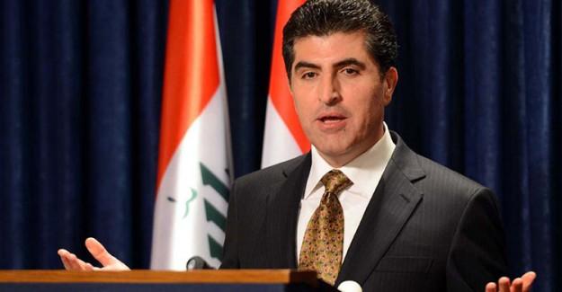 Barzani'den Türkiye'ye Teşekkür!