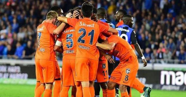 Başakşehir'in UEFA Avrupa Ligi'ndeki Rakipleri Belli Oldu!