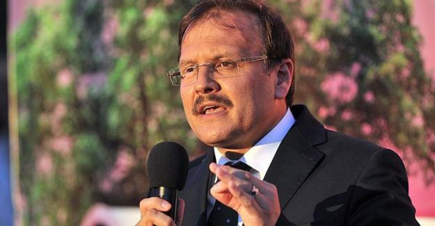 Başbakan Yardımcısı Çavuşoğlu: Milletin Yanında Bir Duruş Sergileyin!
